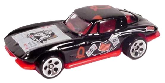 Hot Wheels - Coleção 1997 - ´63 Corvette  - Hobby Lobby CollectorStore
