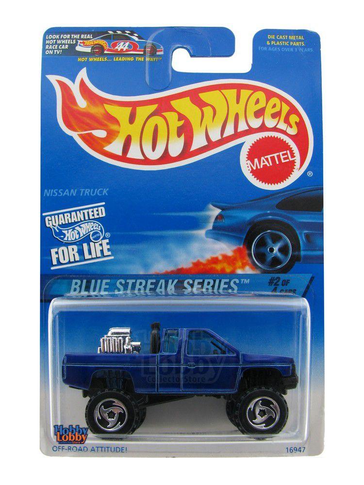 Hot Wheels - Coleção 1997 - Nissan Truck