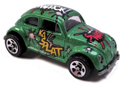 Hot Wheels - Coleção 1997 - VW Bug  - Hobby Lobby CollectorStore