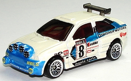 Hot Wheels - Coleção 1998 - Escort Rally - Hobby Lobby CollectorStore