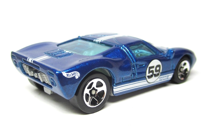 Hot Wheels - Coleção 1999 - Ford GT-40  - Hobby Lobby CollectorStore