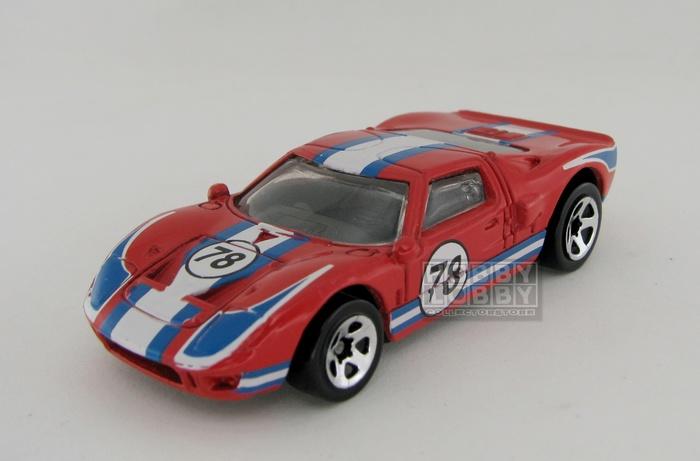 Hot Wheels - Coleção 2000 - Ford GT-40 (loose)