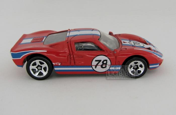 Hot Wheels - Coleção 2000 - Ford GT-40 (loose)  - Hobby Lobby CollectorStore