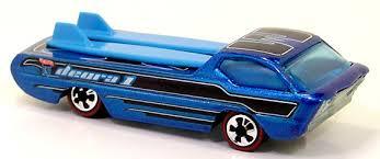 Hot Wheels - Coleção 2001 - Deora  - Hobby Lobby CollectorStore