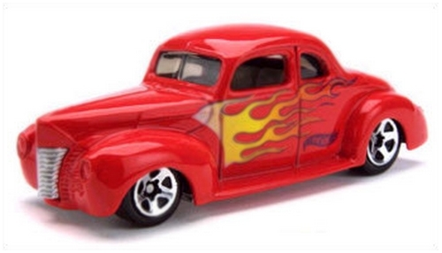 Hot Wheels - Coleção 2002 - ´40 Ford Coupe - Hobby Lobby CollectorStore