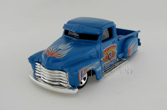 Hot Wheels - Coleção 2003 -´ 50 Chevy Pickup - La Troca  - Hobby Lobby CollectorStore