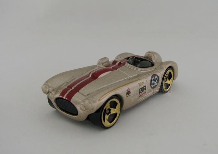 Hot Wheels - Coleção 2004 - Cunningham C4R (loose)
