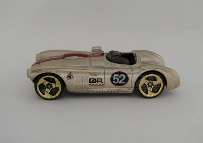 Hot Wheels - Coleção 2004 - Cunningham C4R (loose)  - Hobby Lobby CollectorStore