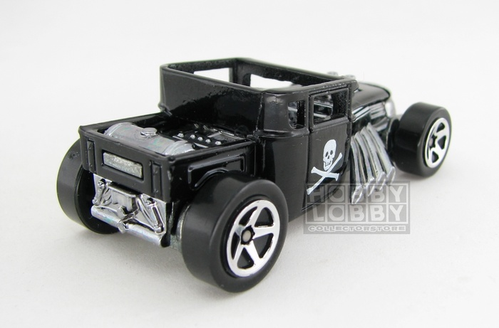Hot Wheels - Coleção 2007 - Bone Shaker (loose) - Hobby Lobby CollectorStore