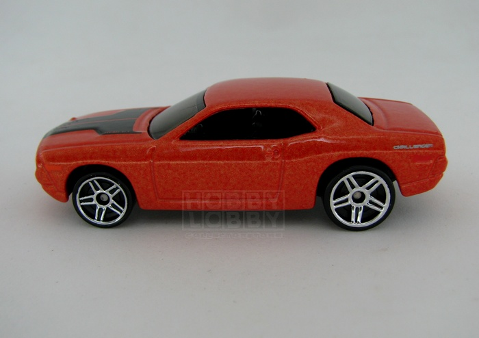Hot Wheels - Coleção 2007 - Dodge Challanger Concept (loose)  - Hobby Lobby CollectorStore