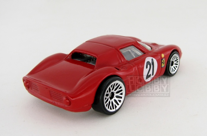 Hot Wheels - Coleção 2007 - Ferrari 250 GT LM (loose)  - Hobby Lobby CollectorStore