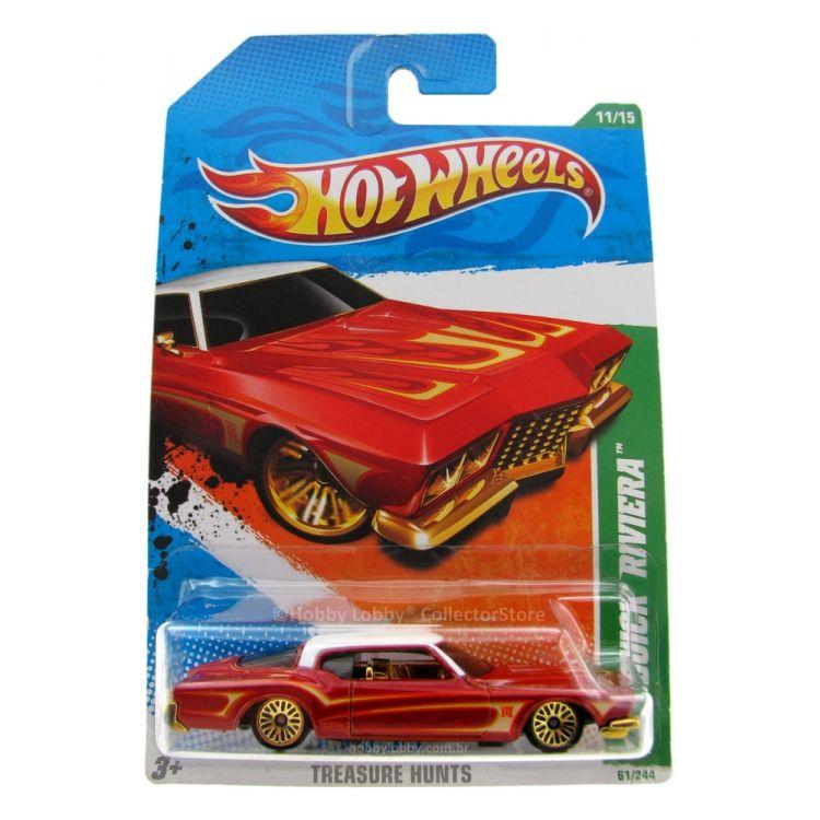 Hot Wheels - Coleção 2011 - 1971 Buick Riviera