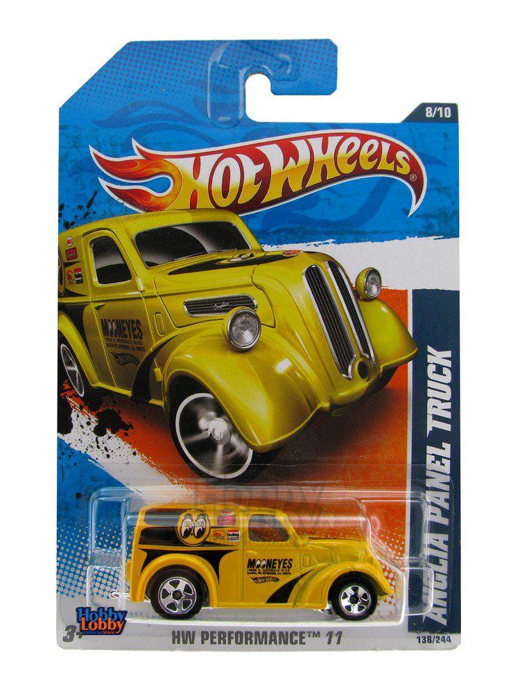 Hot Wheels - Coleção 2011 - Anglia Panel Truck