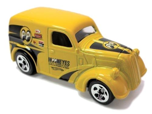 Hot Wheels - Coleção 2011 - Anglia Panel Truck  - Hobby Lobby CollectorStore