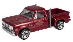 Hot Wheels - Coleção 2012 - ´78 Dodge Lil´ Red Express Truck  - Hobby Lobby CollectorStore