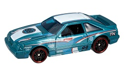 Hot Wheels - Coleção 2012 - ´92 Ford Mustang  - Hobby Lobby CollectorStore
