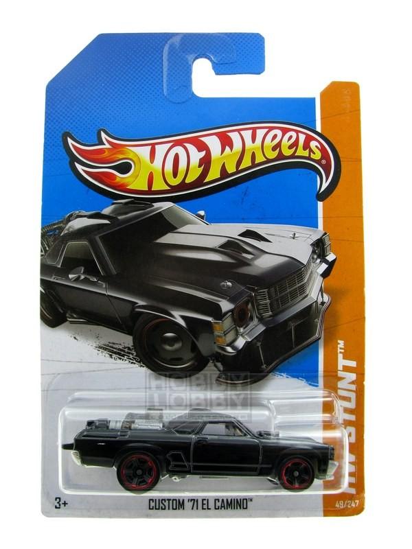 Hot Wheels - Coleção 2012 - Custom ´71 El Camino
