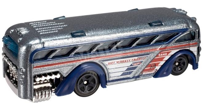 Hot Wheels - Coleção 2012 - Surfin´ School Bus  - Hobby Lobby CollectorStore