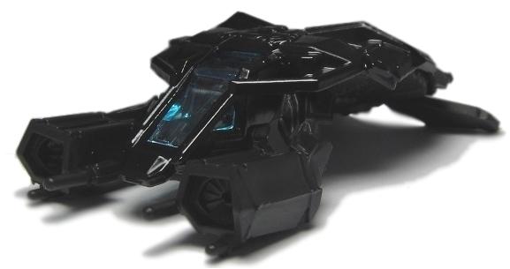 Hot Wheels - Coleção 2012 - The Bat  - Hobby Lobby CollectorStore