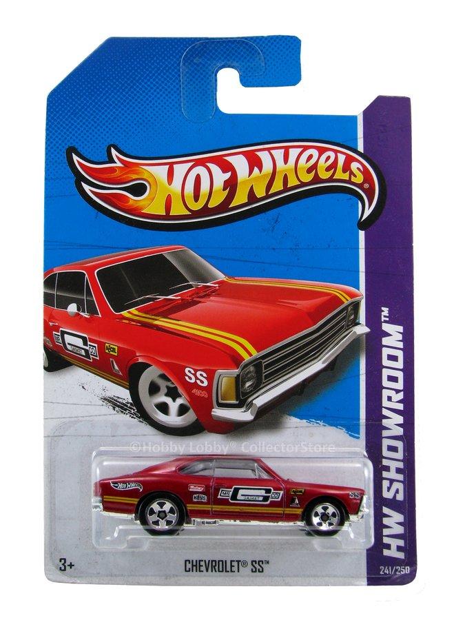 Hot Wheels - Coleção 2013 - Chevrolet SS (Opala)