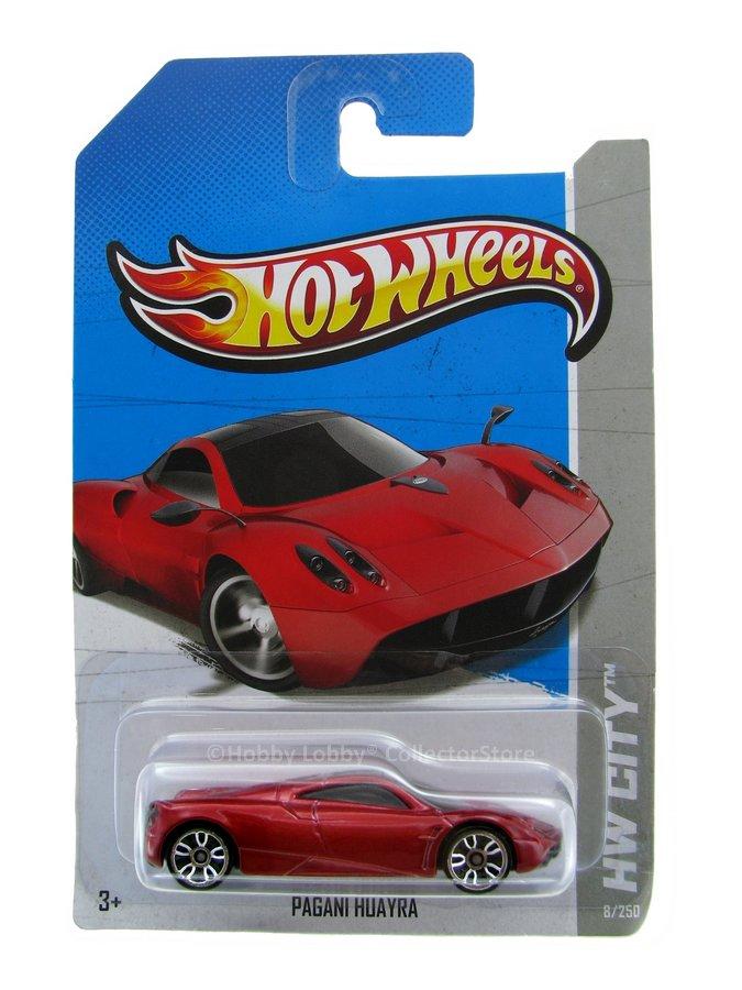 Hot Wheels - Coleção 2013 - Pagani Huayra