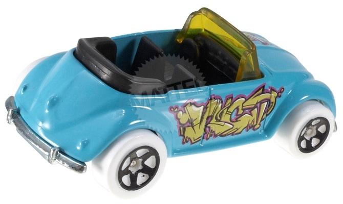 Hot Wheels - Coleção 2013 - Volkswagen Beetle (azul)  - Hobby Lobby CollectorStore