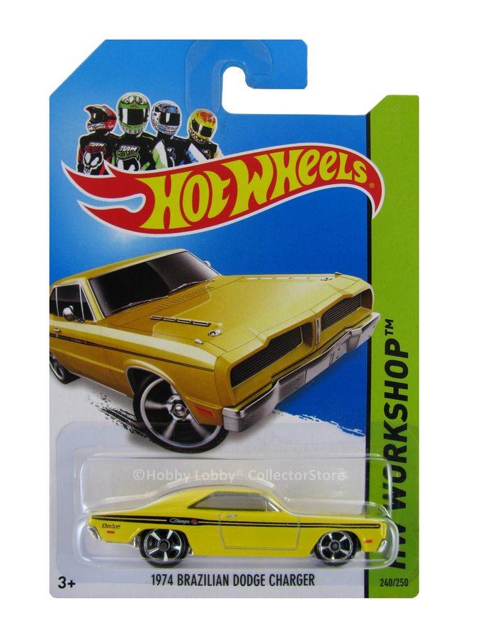 Hot Wheels - Coleção 2014 - 1974 Brazilian Dodge Charger