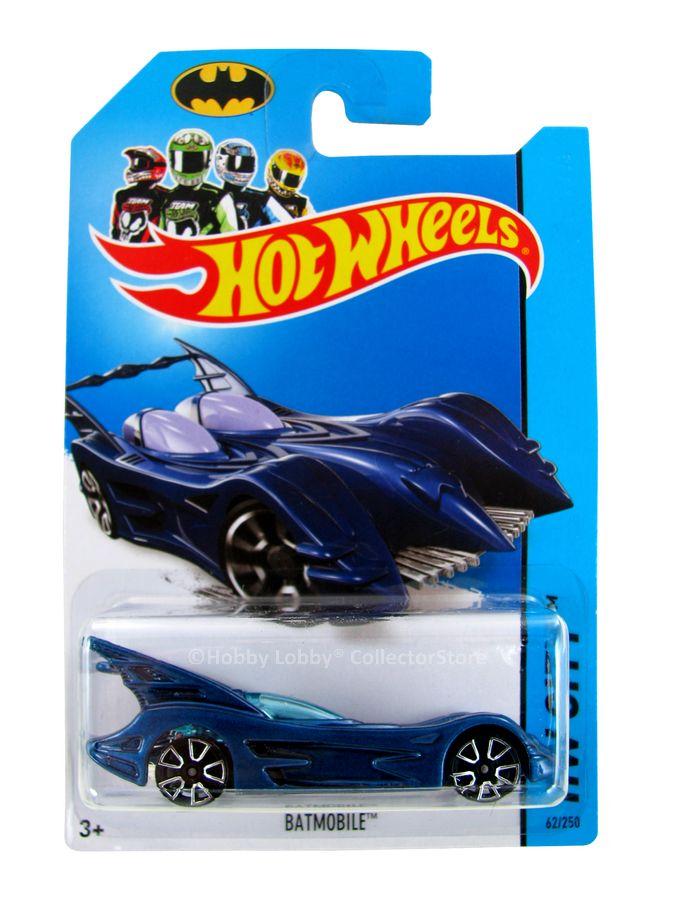 Hot Wheels - Coleção 2014  - Batman - Batmobile