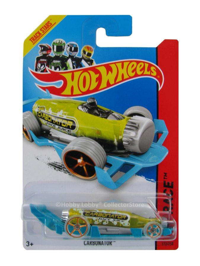 Hot Wheels - Coleção 2014 - Carbonator
