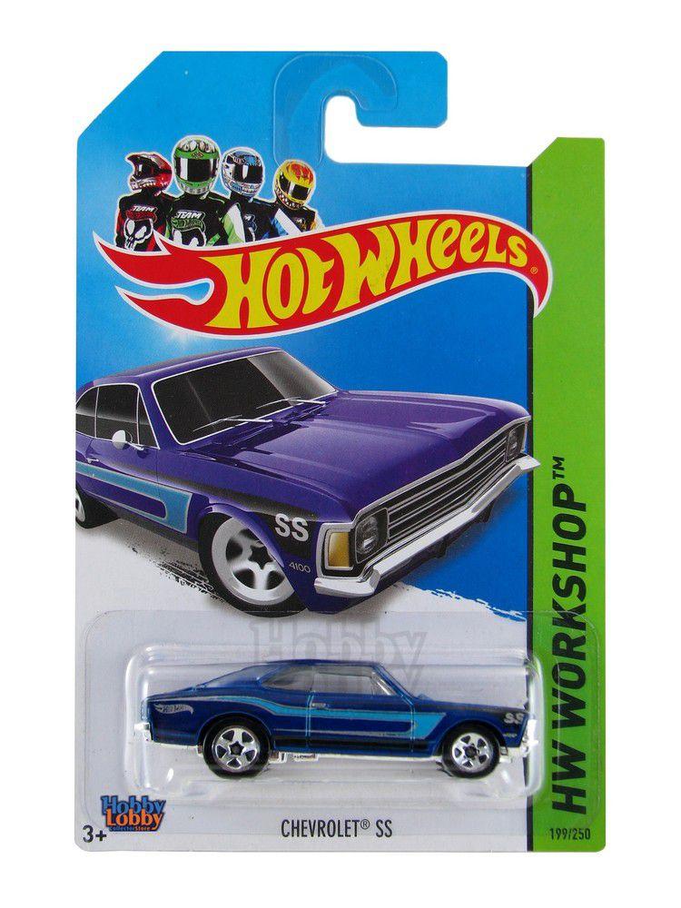 Hot Wheels - Coleção 2014 - Chevrolet SS