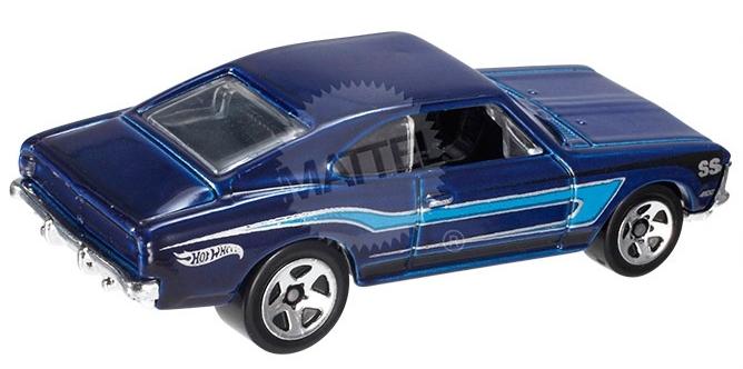 Hot Wheels - Coleção 2014 - Chevrolet SS  - Hobby Lobby CollectorStore