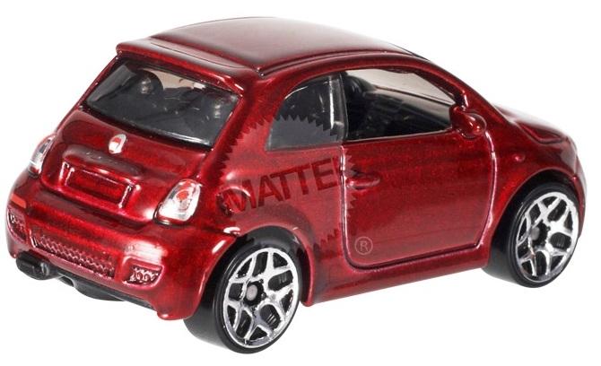 Hot Wheels - Coleção 2014  - Fiat 500  - Hobby Lobby CollectorStore