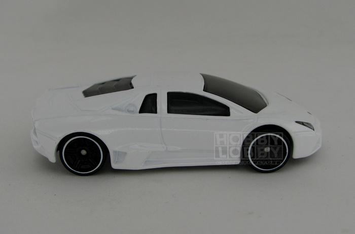 Hot Wheels - Coleção 2014 - Lamborghini Reventon (loose)  - Hobby Lobby CollectorStore