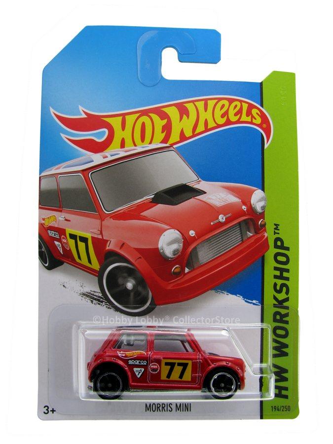 Hot Wheels - Coleção 2014 - Morris Mini