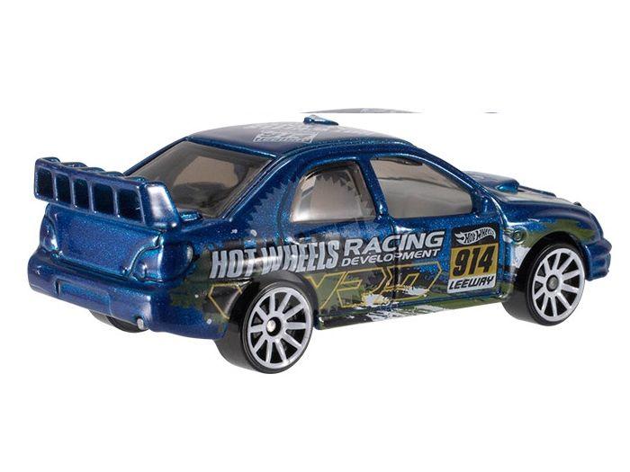 Hot Wheels - Coleção 2014 - Subaru Impreza WRX  - Hobby Lobby CollectorStore