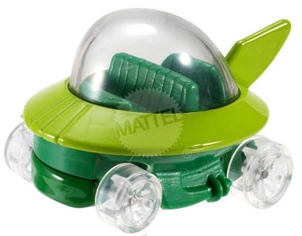 Hot Wheels - Coleção 2014  - The Jetsons - Capsule Car  - Hobby Lobby CollectorStore