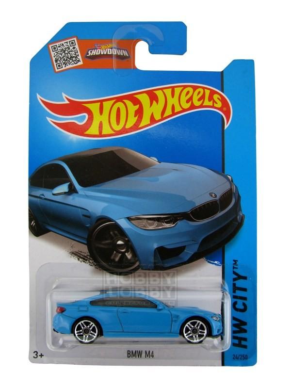 Hot Wheels - Coleção 2015 - BMW M4