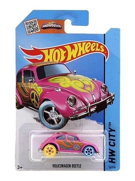 Hot Wheels - Coleção 2015 - Volkswagen Beetle