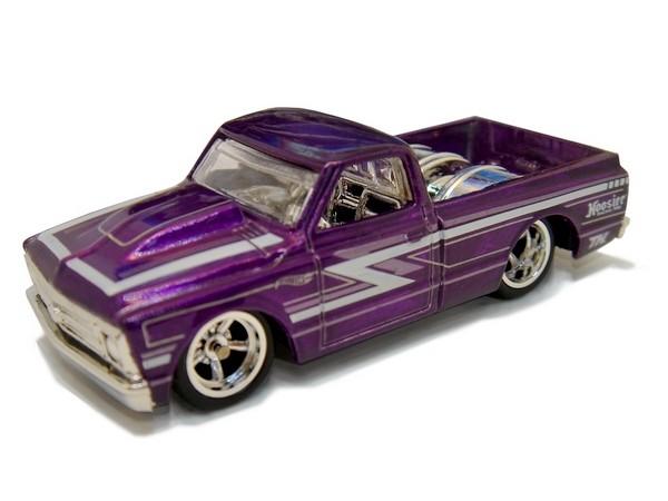 Hot Wheels - Coleção 2017 - ´67 Chevy C10   [Superized]  - Hobby Lobby CollectorStore