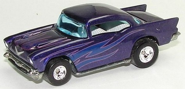 Hot Wheels - Editor´s Choice - ´57 Chevy  - Hobby Lobby CollectorStore