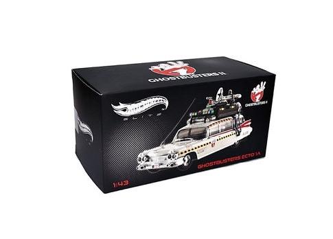 Hot Wheels Elite - Cadillac Ghostbusters - Escala: 1/43  - Hobby Lobby CollectorStore