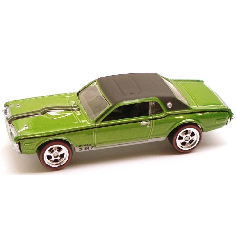 Hot Wheels - Larry´s Garage - ´68 Mercury Cougar [verde]  - Hobby Lobby CollectorStore