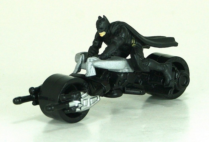 Hot Wheels - Motor Cycles - Bat-Pod  - Hobby Lobby CollectorStore