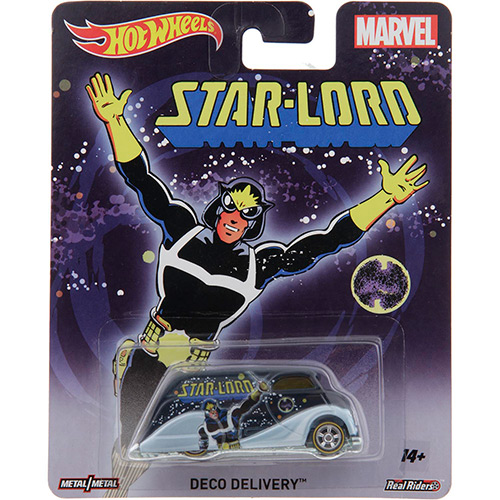 Hot Wheels - 2015 Pop Culture - Marvel - Deco Delivery