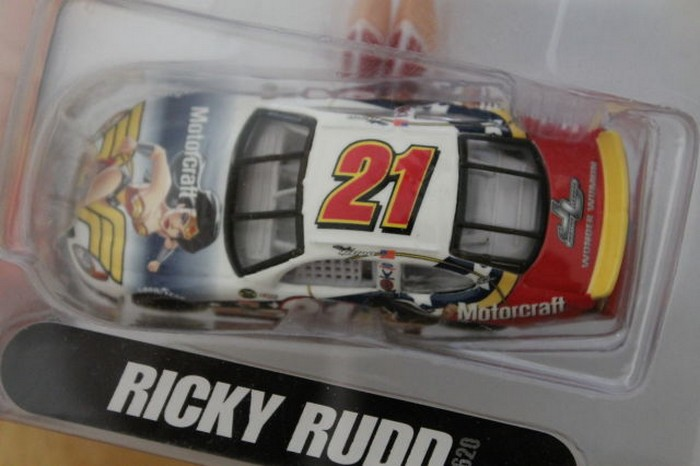 Hot Wheels - Racing - Ricky Rudd - Wonder Woman - Hobby Lobby CollectorStore