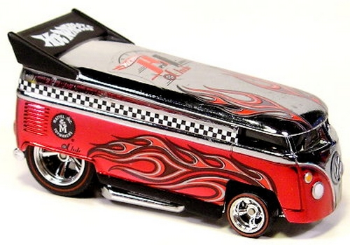 Hot Wheels - Red Line Club - Customized VW Drag Bus  - Hobby Lobby CollectorStore