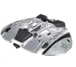 Hot Wheels - Retro Entertainment 2013 - Battlestar Galactica - Cylon Rider  - Hobby Lobby CollectorStore