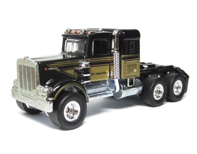 Hot Wheels - Retro Entertainment 2013 - Smokey and the Bandit - ´75 Kenworth W900  - Hobby Lobby CollectorStore
