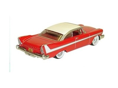 Hot Wheels - Retro Entertainment 2015 - Christine -  `58 Plymouth Belvedere  - Hobby Lobby CollectorStore