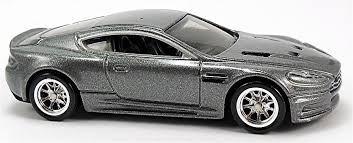 Hot Wheels - Retro Entertainment 2014 - James Bond - Aston Martin DBS  - Hobby Lobby CollectorStore